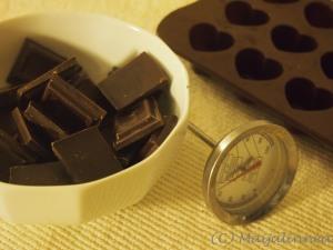 suklaakonvehtien valmistus