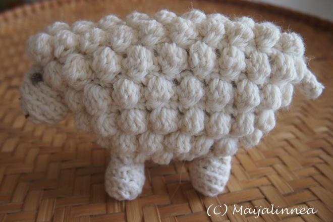 virkattu lammas