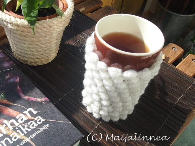 Teetä ja flunssaa