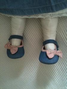 Molla-Maijan kengät