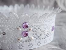 Askartele pikku prinsessalle kruunu